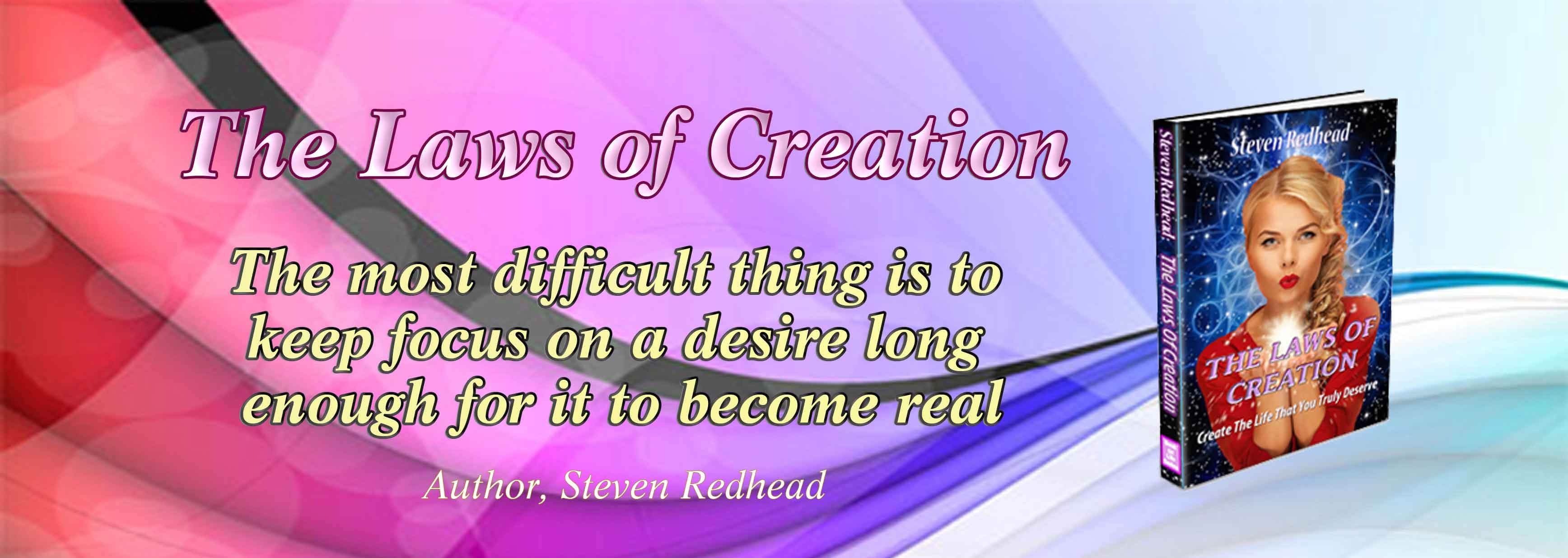 The Laws Of Creation Book