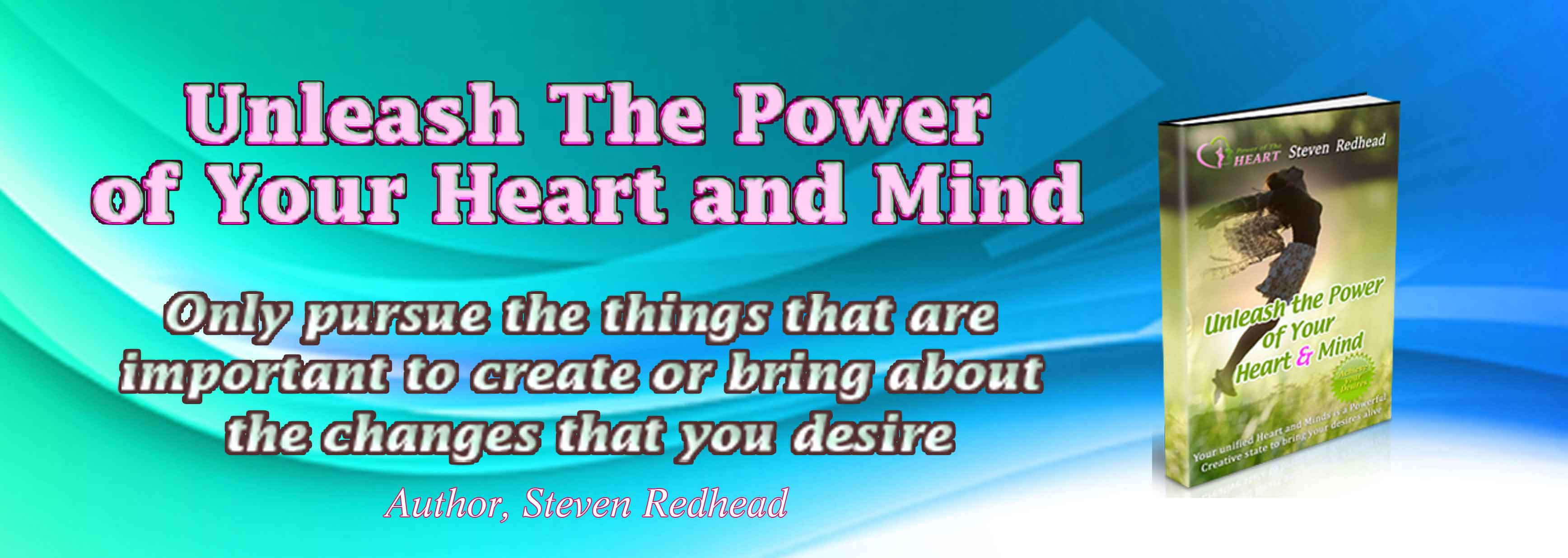 Unleash The Power of Your Heart and Mind book Quote - Desires